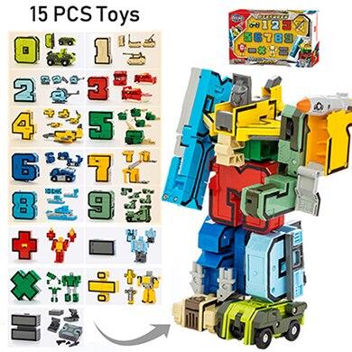 15PCS with box