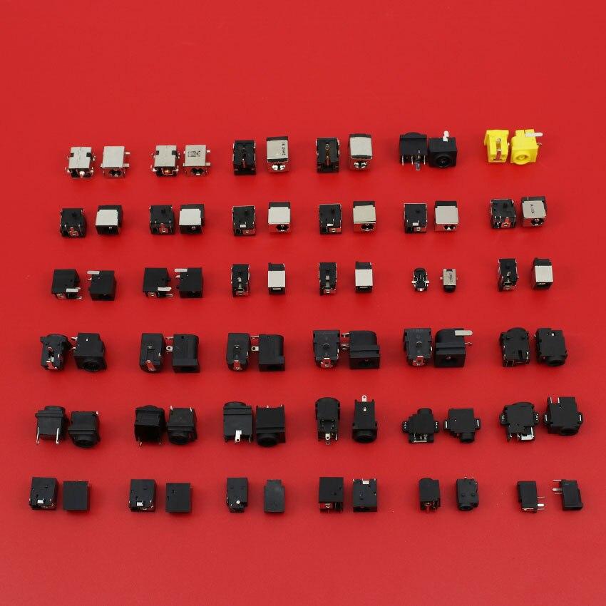 Sample package:36models,108pcs,Laptop DC Jacks for Acer for DELL... sample page