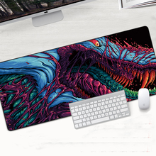 XL Gaming Mouse Pad Lockedge Large Computer Gamer CS GO Rubber Keyboard Mouse Mat Hyper Beast DIY Mat Desk Mousepad cs:go for PC maiyaca hot sales anime steins gate natural rubber gaming mousepad desk mat large lockedge mousepad laptop pc computer mouse pad