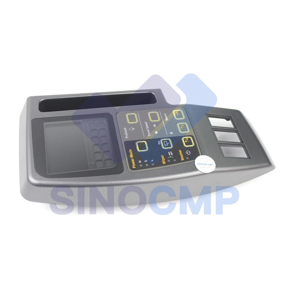 R210LC-7 R290LC-7 moniteur LCD 21N8-30011 pour Hyundai pelle jauge Cluster Assy 1 an de garantie, livraison rapide gratuite