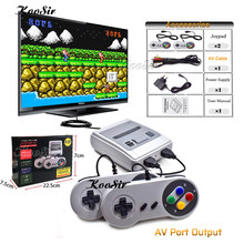 Super SNES Mini Family TV 8 Bit Video Game Console Retro Classic AV Output Video Handheld Game Player Built-in 620 Games(China)