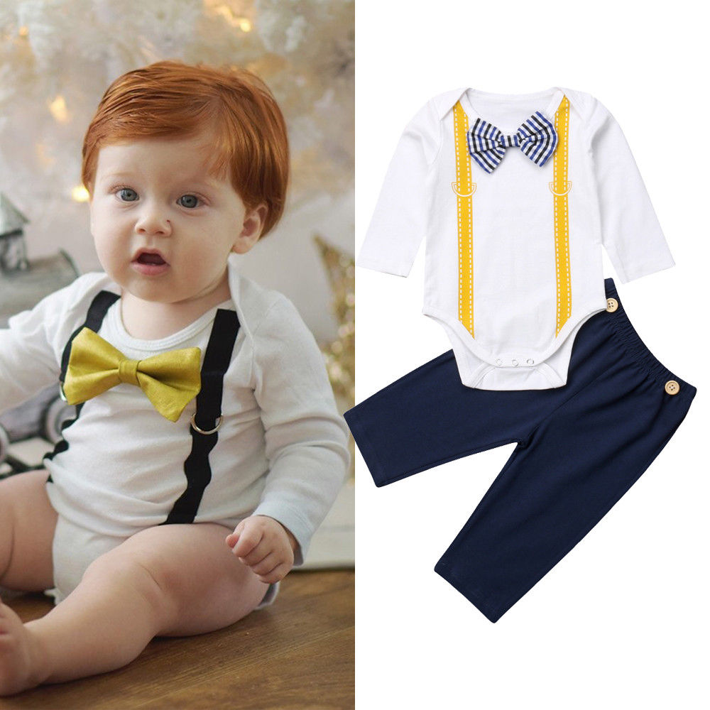 Boy's Tie Confident 2019 New Spot Childrens Bow Tie Cotton Cotton Small Plaid Children Show Photo Shirt With Baby Bow Tie Flower