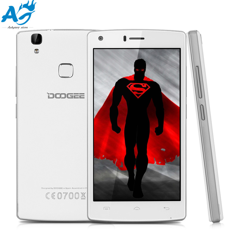 Smartphone DOOGEE X5 MAX Pro 5 0 inch 4G Android 6 0 2GB RAM 16GB ROM
