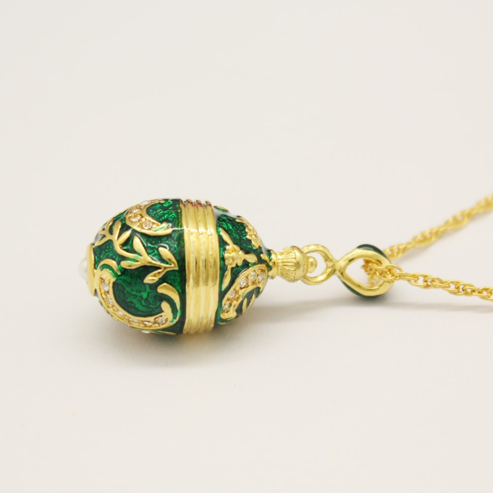 Necklace orange enamel egg pendant necklace flowers russia easter necklace orange enamel egg pendant necklace flowers russia easter gifts in pendant necklaces from jewelry accessories on aliexpress alibaba group negle Gallery