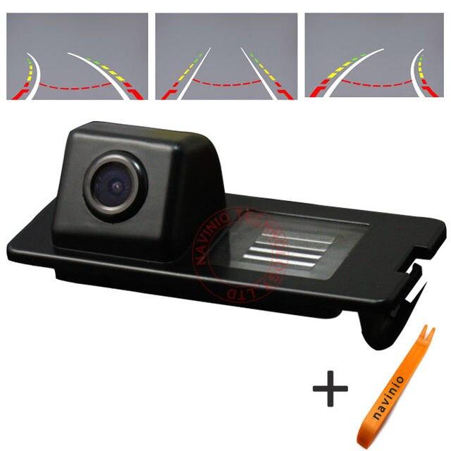CCD автомобиль трек камеры заднего вида траектории для Renault Fluence с 2011 Duster Megane Широта водонепроницаемый NTSC PAL (Необязательно)