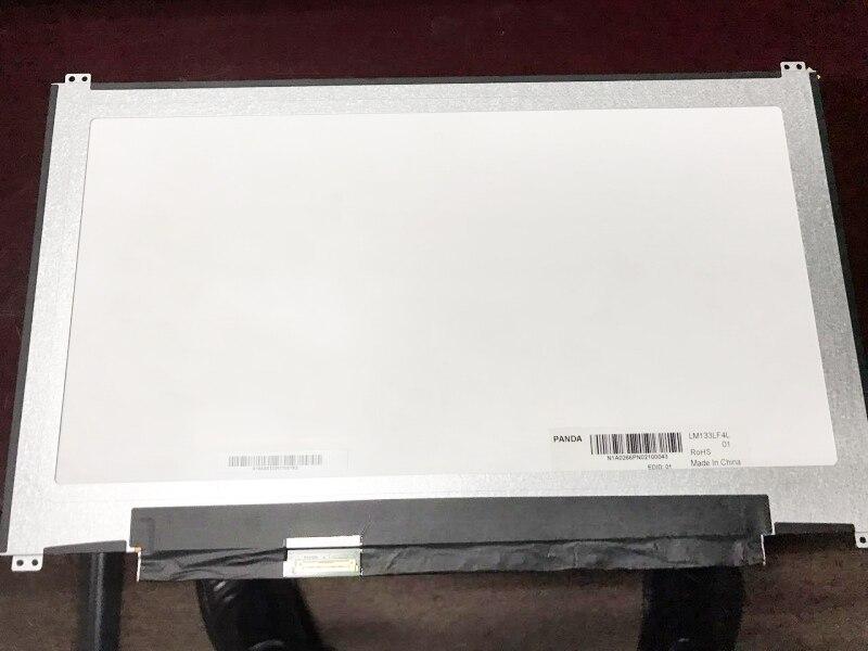 laptop LCD Screen Fit For LM133LF1L02 LM133LF1L01 LM133LF4L01