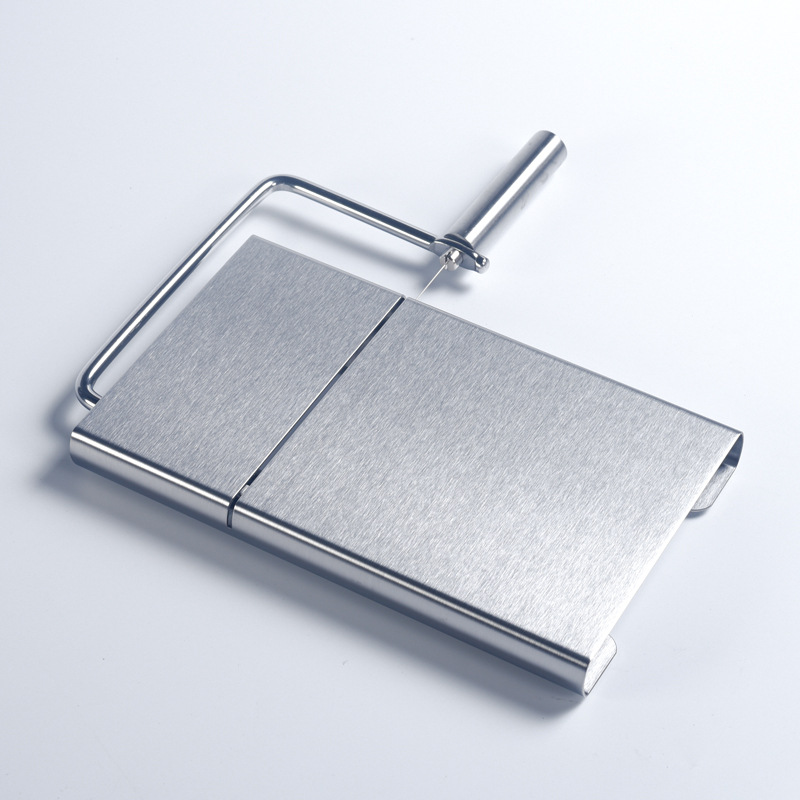 OLOEY Cheese Slicer Kitchenware Stainless Steel Cheese Cutting Tools Multi function Dividers Wire Butter Cutter Slice Gadget in Cheese Slicers from Home Garden