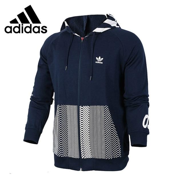 Original Nouvelle Originaux À 2017 Logo Arrivée Ny Adidas Capuche p6xqAprw