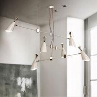 Delightfull Duke Nordic Designers Modern Creative Villa Compound Floor Of Sitting Room Led Chandelier