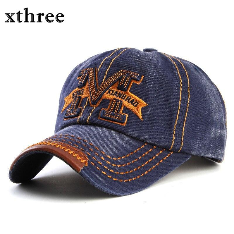 Prix pour Xthree marque cap proie osseuse coucher de soleil casquettes de baseball hip hop chapeau cap chapeaux pour hommes et femmes