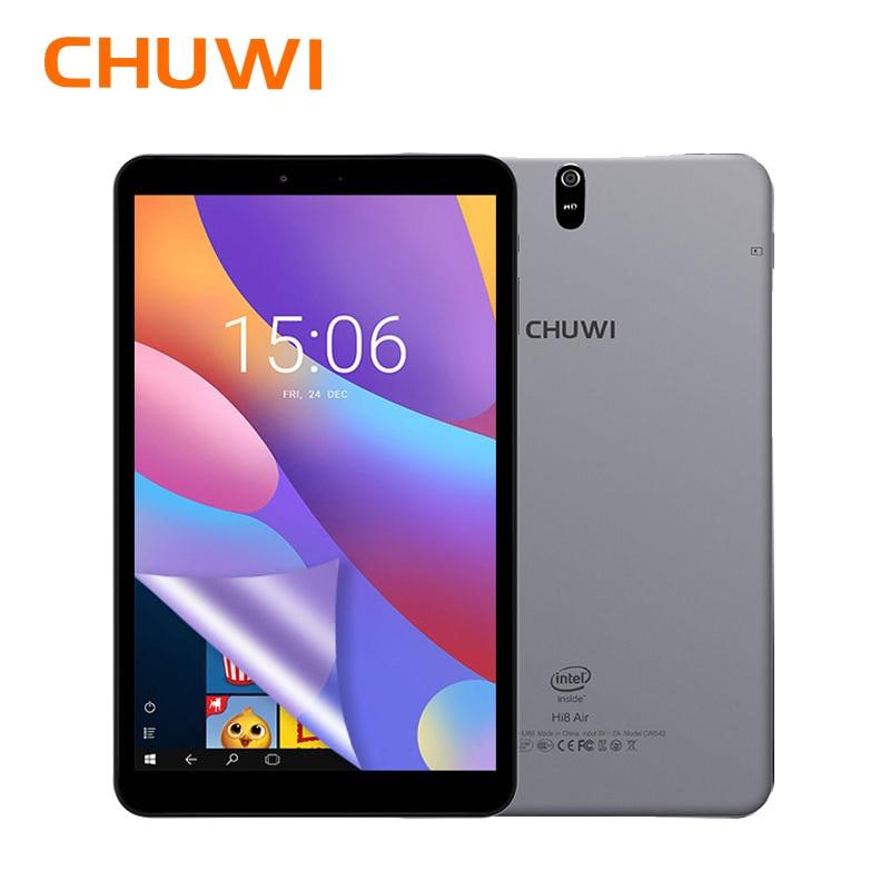 Original CHUWI Hi8 Air Tablet PC Intel X5 Quad core Android 5.0 Windows 10 2GB RAM 32GB ROM 1920X1200 Screen 4000mAh 8.0 Inch chuwi hi8 air tablet pc intel x5 quad core dual os android 5 1 windows 10 tablets 8 0 inch ogs 1920x1200 ips screen dual camera