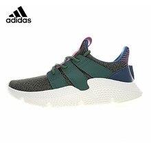 check out db16b ddf14 Adidas trébol Prophere zapatos corrientes de los hombres, zapatillas de  deporte al aire libre, verde, resistente a la abrasión t.