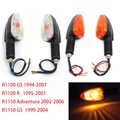 Front/Rear Motorcycle Turn Signal Light Indicator For BMW R1100GS R1100R R1150GS R1150 Adventure ADV R 1100 1150 GS R Blinker
