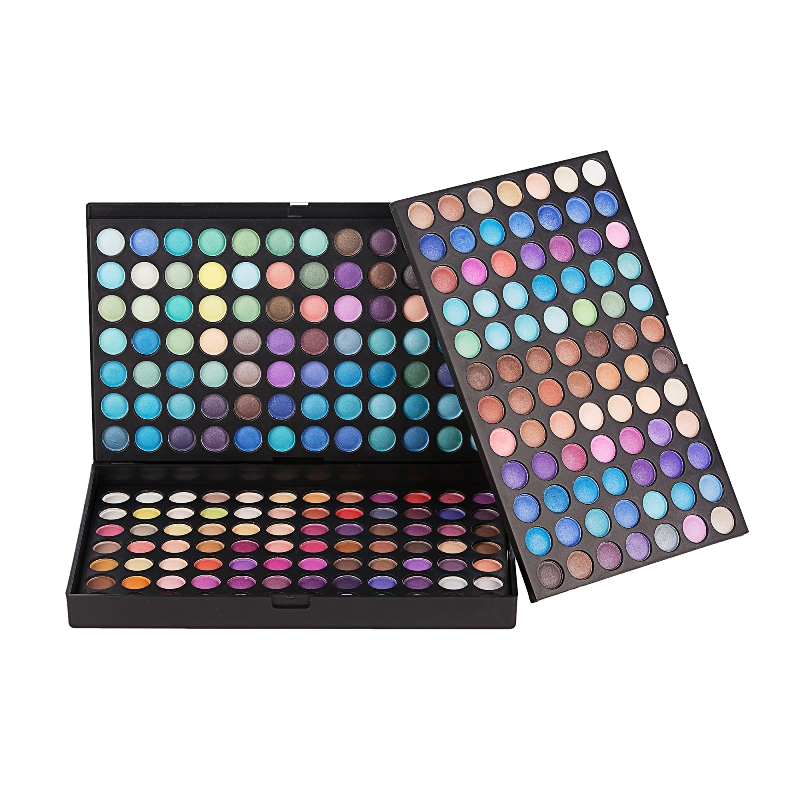Eyeshadow Pallete Professional 252 Colors Make up Palette Matte Shimmer Glitter Pigmented Eye Shadow Powder Long-lasting Natural все цены