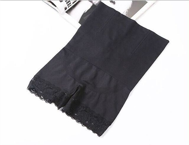 100PCS/LOT High waist seamless boxer women's Panties Body shaper Underwear woman abdomen straight section Hot shapers panty