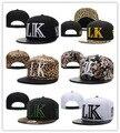 Envío Libre reyes Pasados snapback Camo hip hop strapback tapas LK gorra de béisbol de LA papá sombreros para hombres casquette gorras hueso aba reta