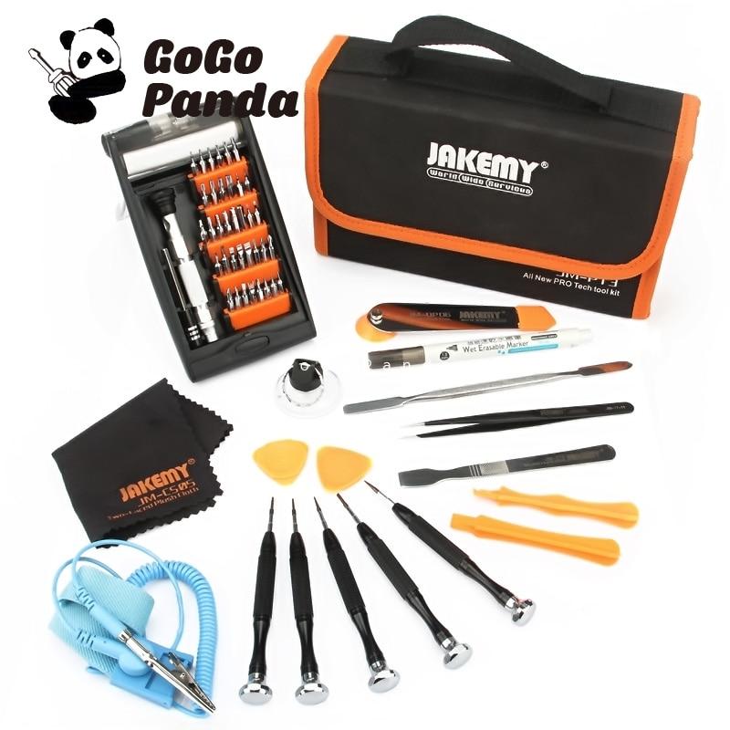 54-in-1 Professional Digital Electronic Repair Tool Kit Screwdriver Set Boot Stick Tweezers During Maintenance Work For Repair стоимость