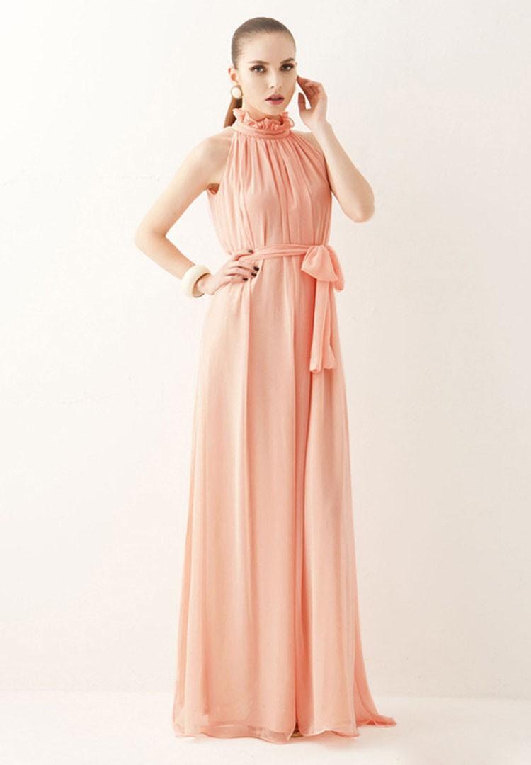 Women Summer Bohemian Style Long Chiffon Dress Ladies Clothes Pregnant Maternity Dresses Maternidade Pregnancy Clothing 10