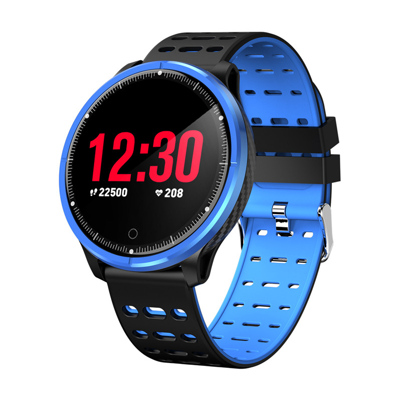 Smart Watch Men P71 Heart Rate Blood Pressure Measurement IP68 Waterproof Fitness Bracelet for Android IOS Band Smartwatch PK L5