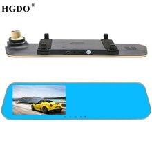 HGDO dashcam зеркало заднего вида с видеорегистратором и камера dvr full hd 1080p автомобильный видеорегистратор регистратор Видеорегистраторы автомобильные зеркало регистратор