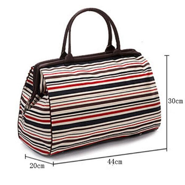 Travel Bags 2016 Fashion Waterproof Vintage Large Capacity Quality Luggage Duffle Bags Casual Handbag Women Travel Bags YA0192 (6)