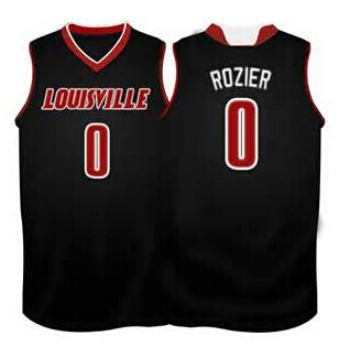 55d412c2a  20 Terry Rozier Louisville Cardinals Jersey THROWBACK Custom any Size