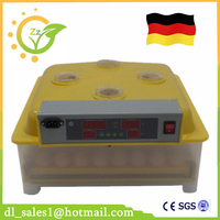 Mini 48 Eggs Automatic Turning Chicken Duck Hatchery Quail Incubadora Parrot Egg Incubator Poultry Hatching Machines