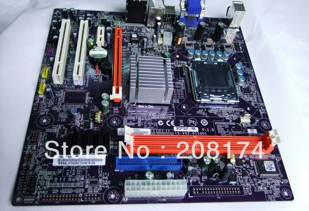 MCP73VT-PM Motherboard for eMachines ET1810/ET1830/ET1831  MB.NAL07.003