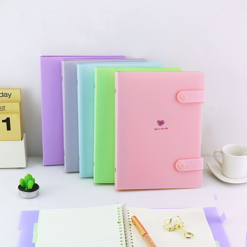 TUTU A5 Notebook Filler Papers office & school supplies stationery note pad 70 Sheets High Quality macaron Diary Note book H0193 цена и фото