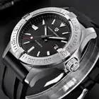 Reloj Mecánico reloj mecánico para hombre marca PAGANI diseño de silicona de caucho automático para hombre reloj masculino nuevo