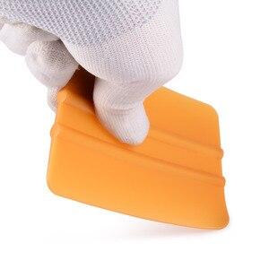 Image 2 - Ehdis 6 pçs adesivo de fibra de carbono instalar plástico raspador vinil filme carro embrulho rodo de água limpador limpeza janela matiz ferramentas