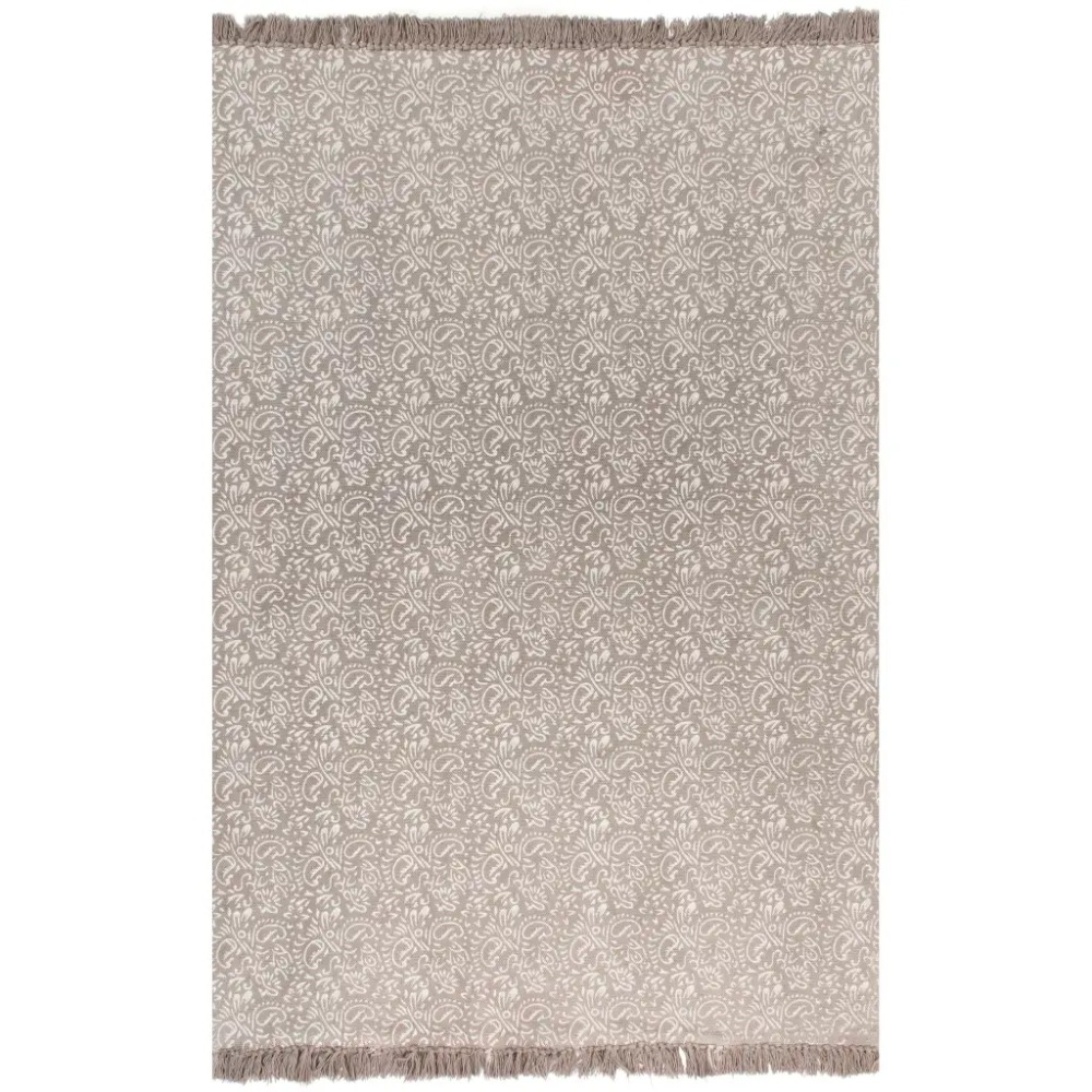 EHOMEBUY 2019 Carpet New Modern Kilim Rug Cotton 120x180 cm with Pattern Taupe Simple Non-slip Mats Area Rug Bedroom Kitchen RugEHOMEBUY 2019 Carpet New Modern Kilim Rug Cotton 120x180 cm with Pattern Taupe Simple Non-slip Mats Area Rug Bedroom Kitchen Rug