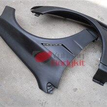 Лидер продаж широкое тело переднее крыло для FRP EVOLUTION EVO 7 8 9 CT9A VOLTEX CYBER стекловолокно