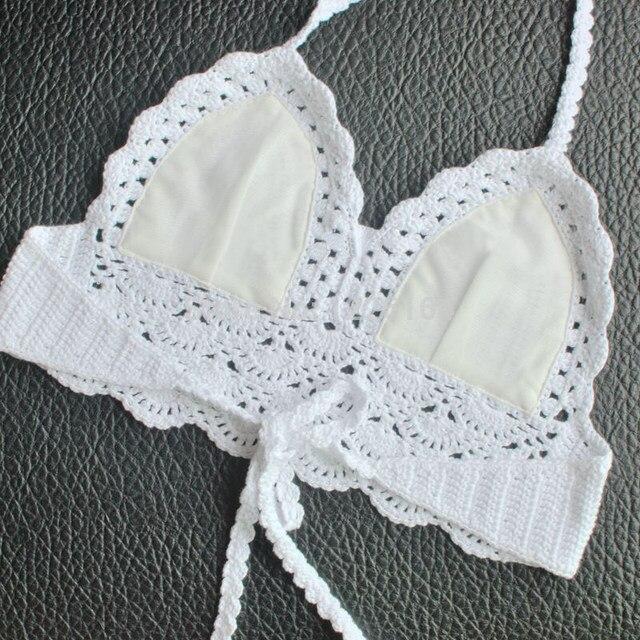 Tienda Online Womens bralette Halter Masajeadores de cuello Top ...