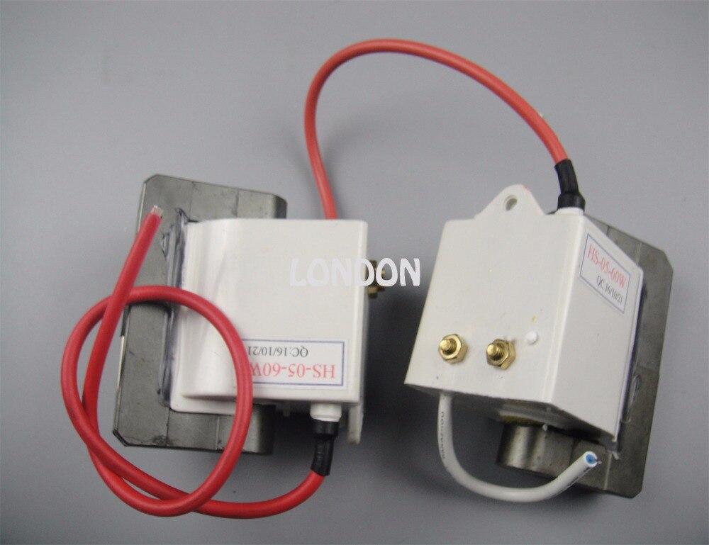60W Co2 Laser Power Supply High Voltage Transformer