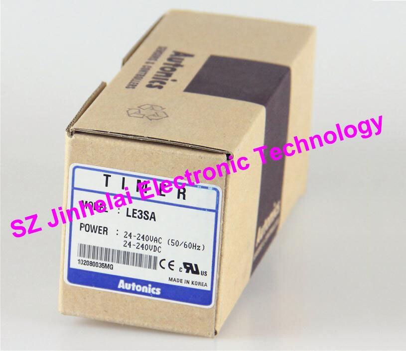 цена на LE3SA Authentic original AUTONICS Time relay