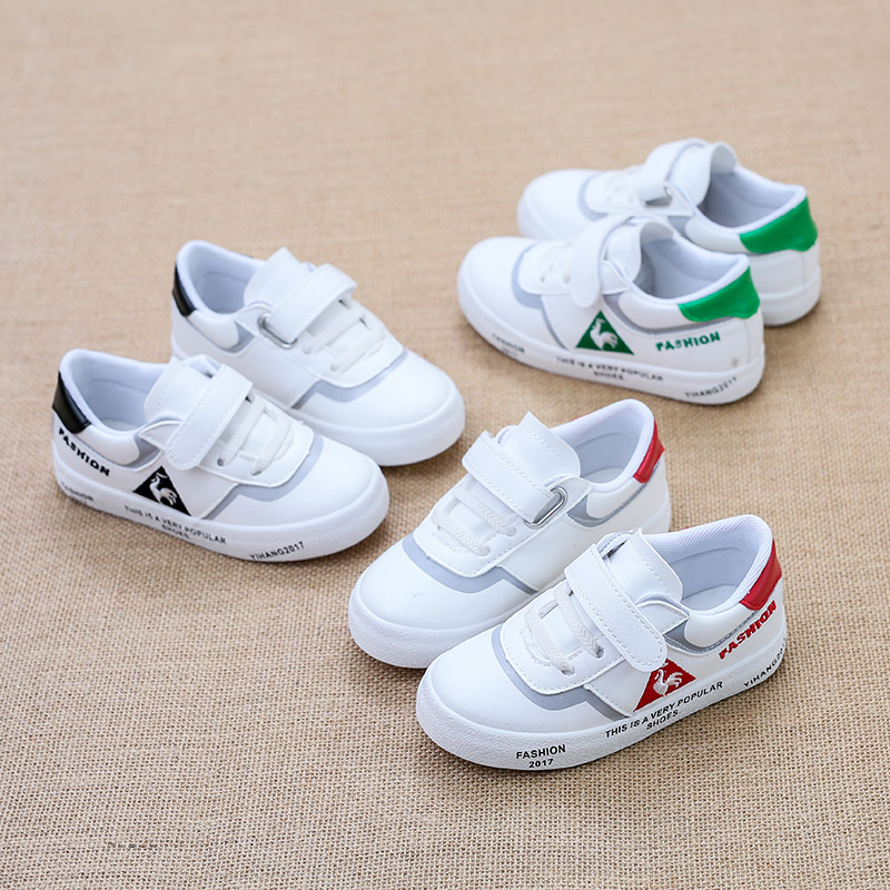 2017 children's canvas shoes boys girls sports shoes toddle Sneakers PU Leather white shoes baby lazy shoes flats kids loafers hobibear kung fu panda shoes kids girls sneakers boys boarding shoes cute girls shoes slip on lazy shoes special gift for child