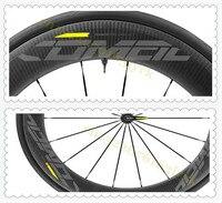 Велосипедный Спорт колеса 700c дорожный мотоцикл оправа углерода колесная 45 мм 50 мм 60 мм 88 мм дешевые легкий углеродное волокно дорожный мото