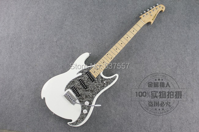 new 2016 firebird electric guitar in stock hot selling ++free shipping ++ white color