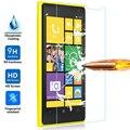 """BrankBass 0.3 мм 4.5 """"2.5D Дуги Край Премиум Закаленное Стекло пленка для Nokia Lumia 1020 9 H Жесткий Высокий Прозрачный Экран Протектор"""