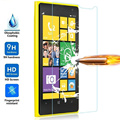 "BrankBass 0.3mm 4.5"" 2.5D Arc Edge Premium Tempered Glass film for Nokia Lumia 1020 9H Hard High Transparent Screen Protector"