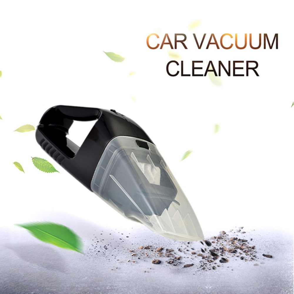 Car Home Use Vacuum Cleaner Dust Catcher For Dry Wet Dust Dirt Cordless Handheld Dust Collector Portable Vacuum Sweeper drill buddy cordless dust collector with laser level and bubble vial diy tool new