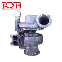 Wschodni producent turbosprężarek HX55W 4046127 4090042 4036758 do turbosprężarki holset do silnika wysokoprężnego Cummins truck ISX2 w Sprężarki od Samochody i motocykle na