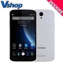 Оригинал DOOGEE X6 PRO 4G Мобильного Телефона Android 5.1 2 ГБ RAM 16 ГБ ROM MT6735 Quad Core 720 P 5.0MP Камера Dual SIM 5.5 дюймов Сотовый Телефон смартфон