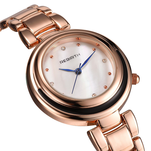 Fashion Quartz Watch Ladies Wristwatch Women Waterproof Watches Stainless Steel Watch Dress Female Relogio Feminino 2016 New