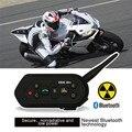 EJEAS E6 Plus 1200 м Мотоциклетный Интерком коммуникатор Bluetooth Шлем переговорные гарнитуры VOX с пультом дистанционного управления для 6 мотоциклист...