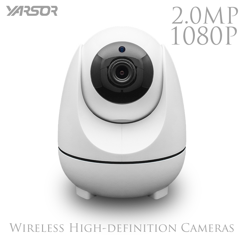 FL-X1-200 2.0MP Wireless WIFI Camera Surveillance Baby Monitor 1080P Night Vision WIFI CCTV Camera Support Night Vision IP Cam