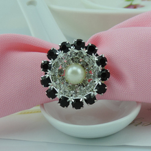 Buy black napkin rings and get free shipping on AliExpress.com b4835dc2f99a