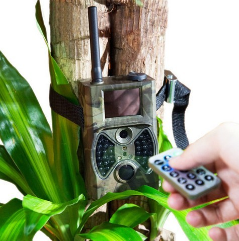 GPRS MMS Hunting Camera HC 300M Deer Surveillance Trail Camera MMS HD Digital Infrared Scouting Trail Camera 940nm IR LED Video scouting hunting camera hc300m hd gprs mms digital 940nm infrared trail camera gsm 2 0 lcd hunter cam drop shipping