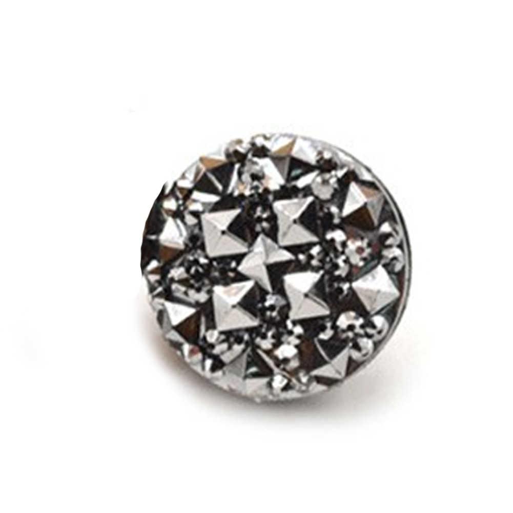 1 pc/12 pcs אופנה מוסלמי העבאיה יהלומי קרפט מגנטי פין חיג 'אב מגנט סיכות צעיף חזק מגנט סיכת תכשיטים
